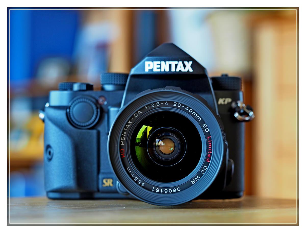 Pentax KP + DA 20-40 f2.8-4.0