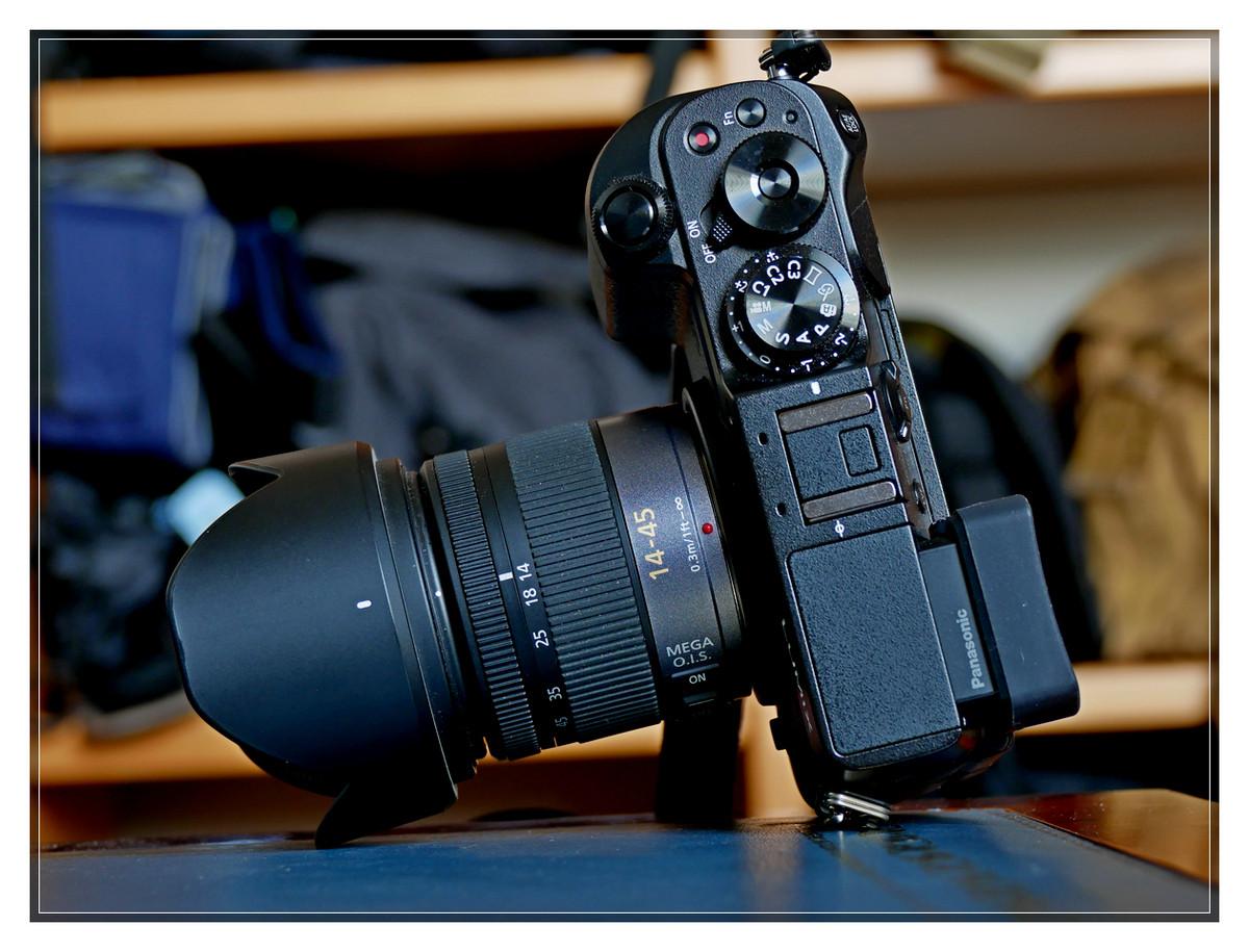 Panasonic 14-45 f3.5-5.6 Mega O.I.S.