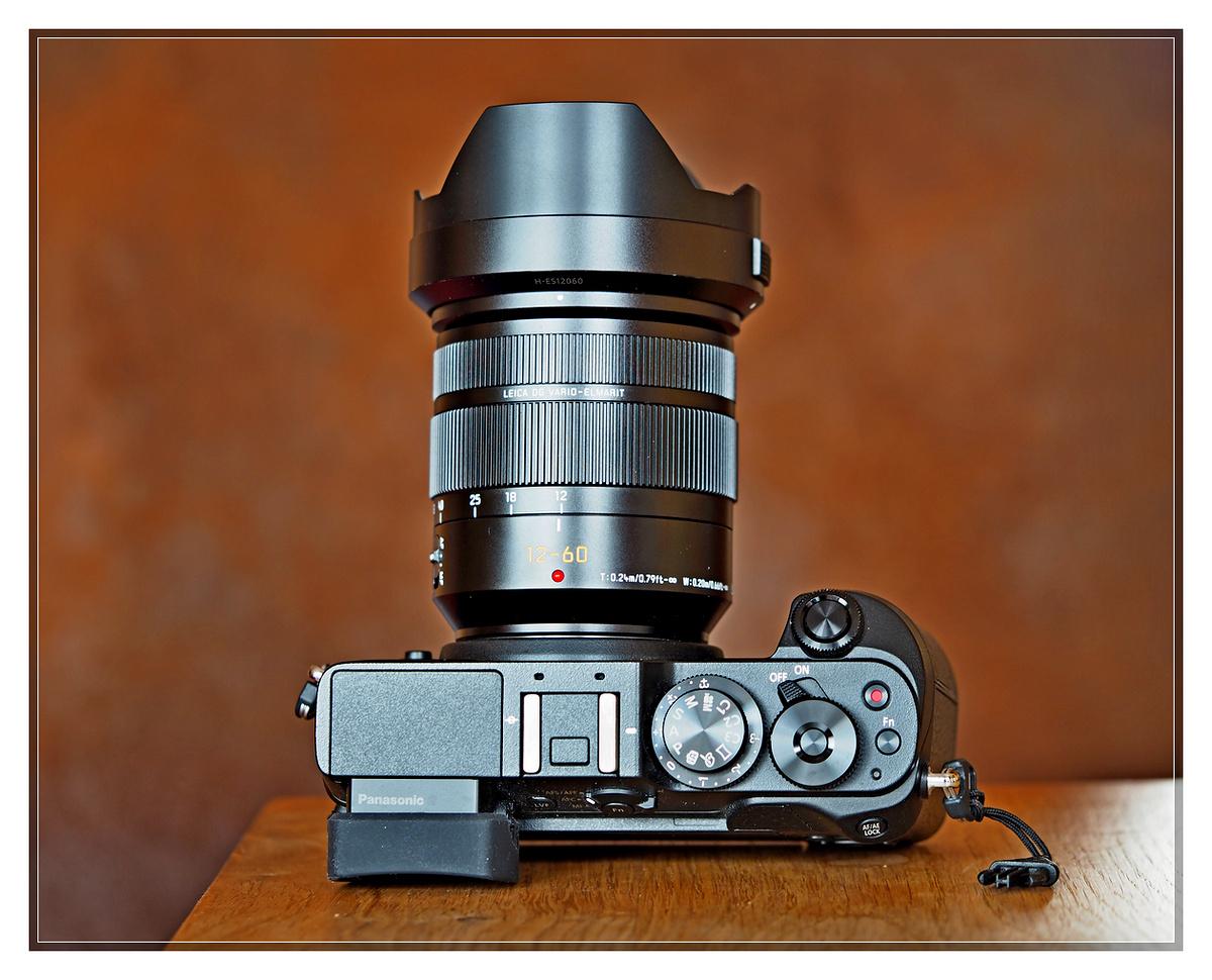 Panasonic 12-60 f2.8-4.0