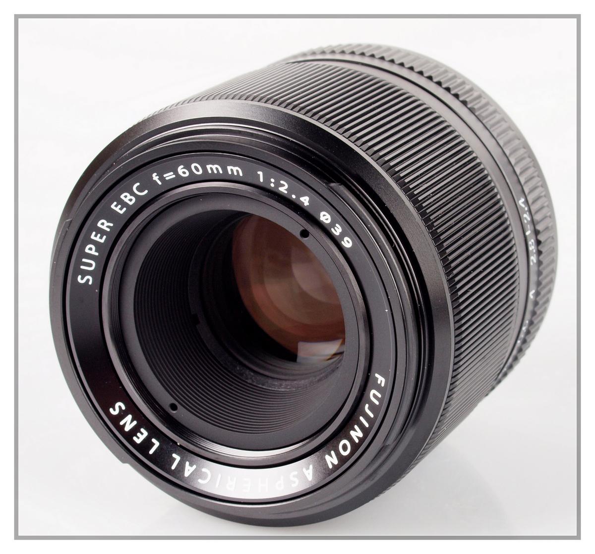 Fujifilm XF 60 f2.4 Macro