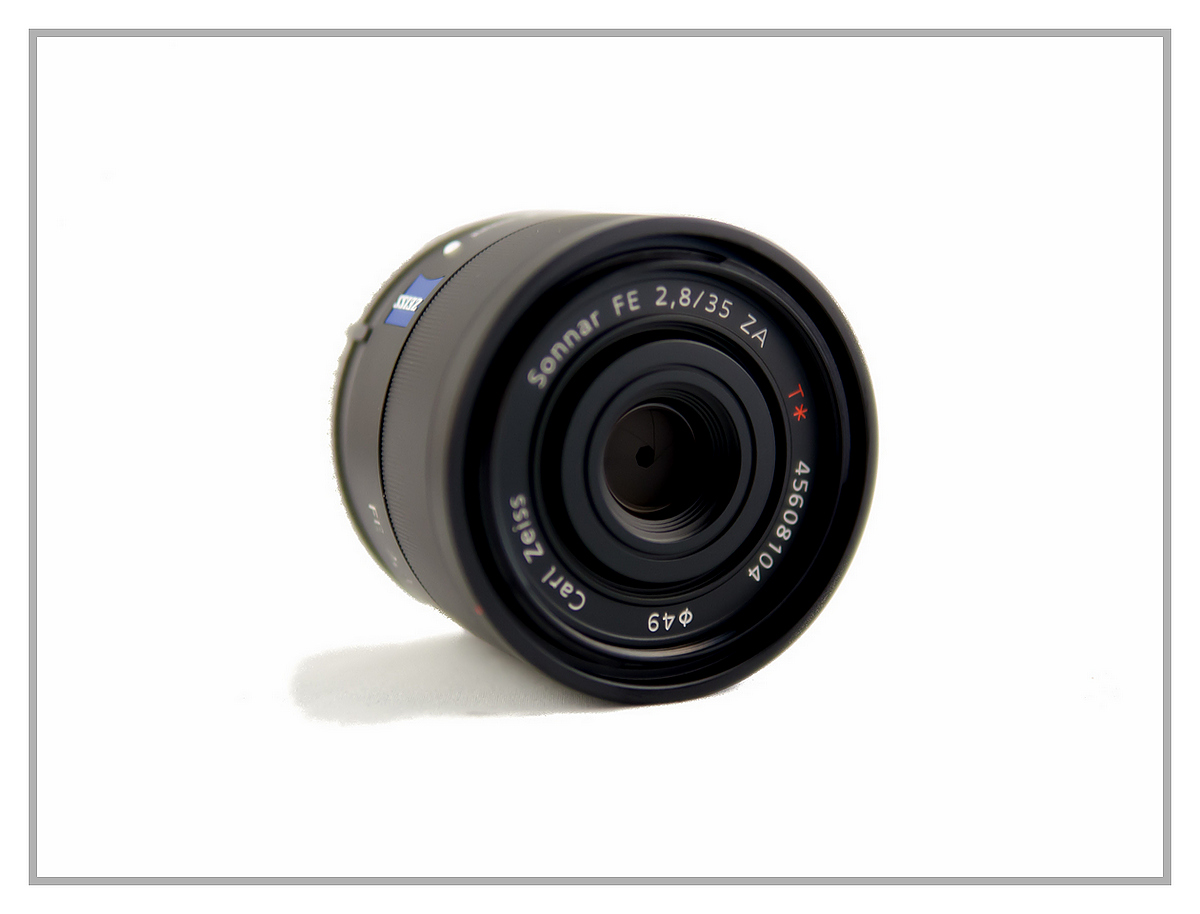 Sony FE 35 f2.8 ZA Carl Zeiss Sonnar T*