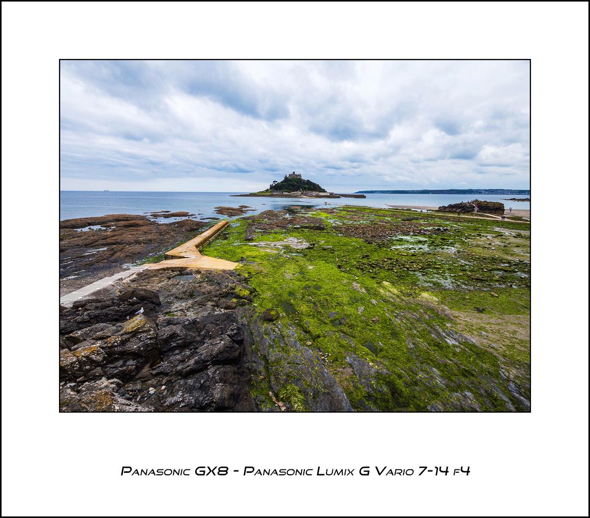 Panasonic GX8 - Panasonic 7-14 f4